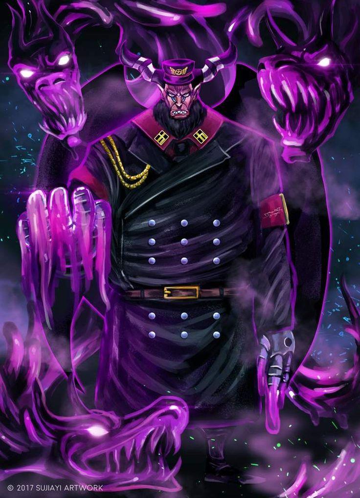 Villain Rating Warden Magellan One piece anime, Mangá
