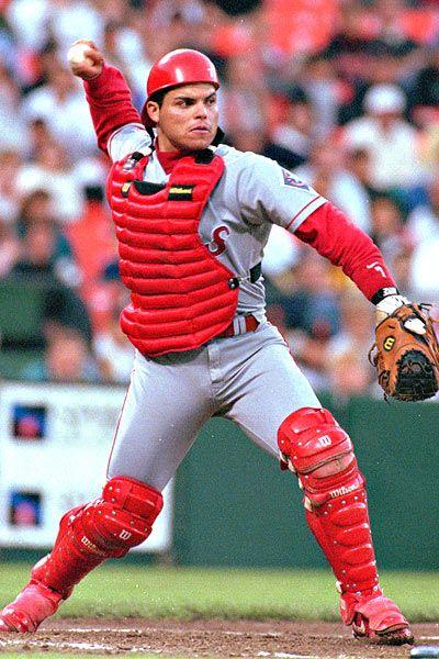 Ivan Pudge Rodriguez- THE reason I became a Ranger fan.