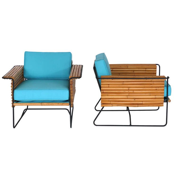 bamboo company furniture. bamboo and iron armchairs by ritts u0026 company furniture c