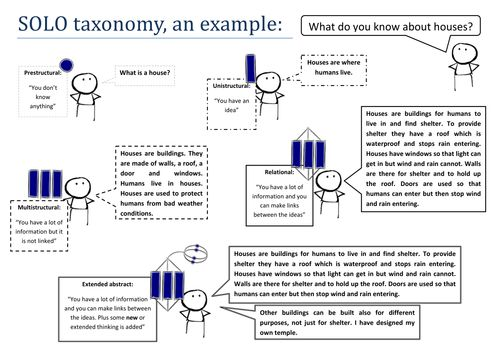 Image result for solo taxonomy for art