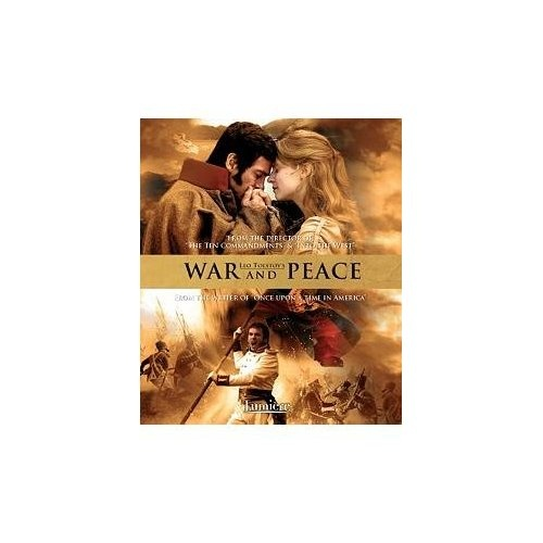 War and Peace (TV mini-series 2007) - Clémence Poésy, Alessio Boni and Alexander Beyer ✔