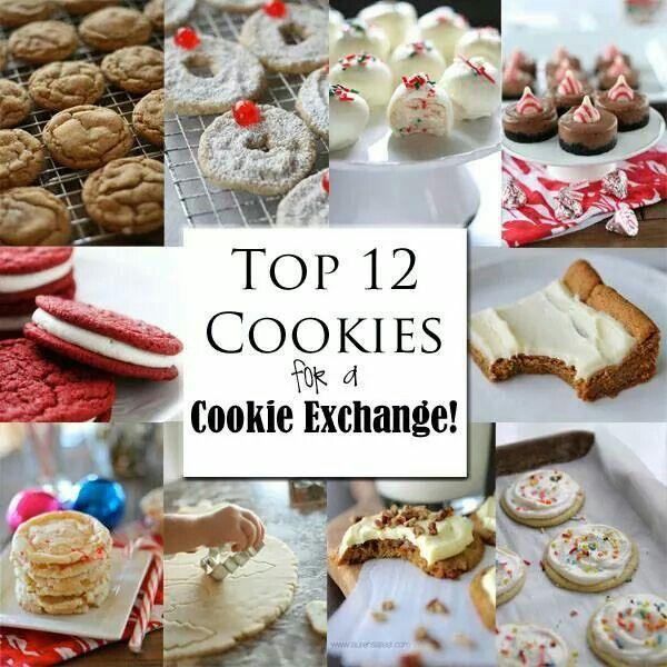 Top 12 Cookies