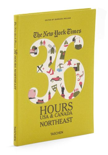 36 Hours Northeast Edition