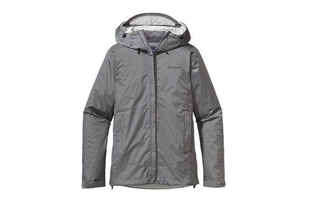 If you want to stay dry, slip on Patagonia's Torrentshell, which with its deep hood, lined pockets, and generous cut kept rain off our hands, hair, and clothing better than anything we tested.