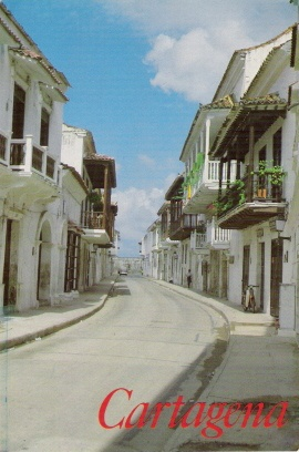 Port, Fortresses and Group of Monuments, Cartagena, Colombia
