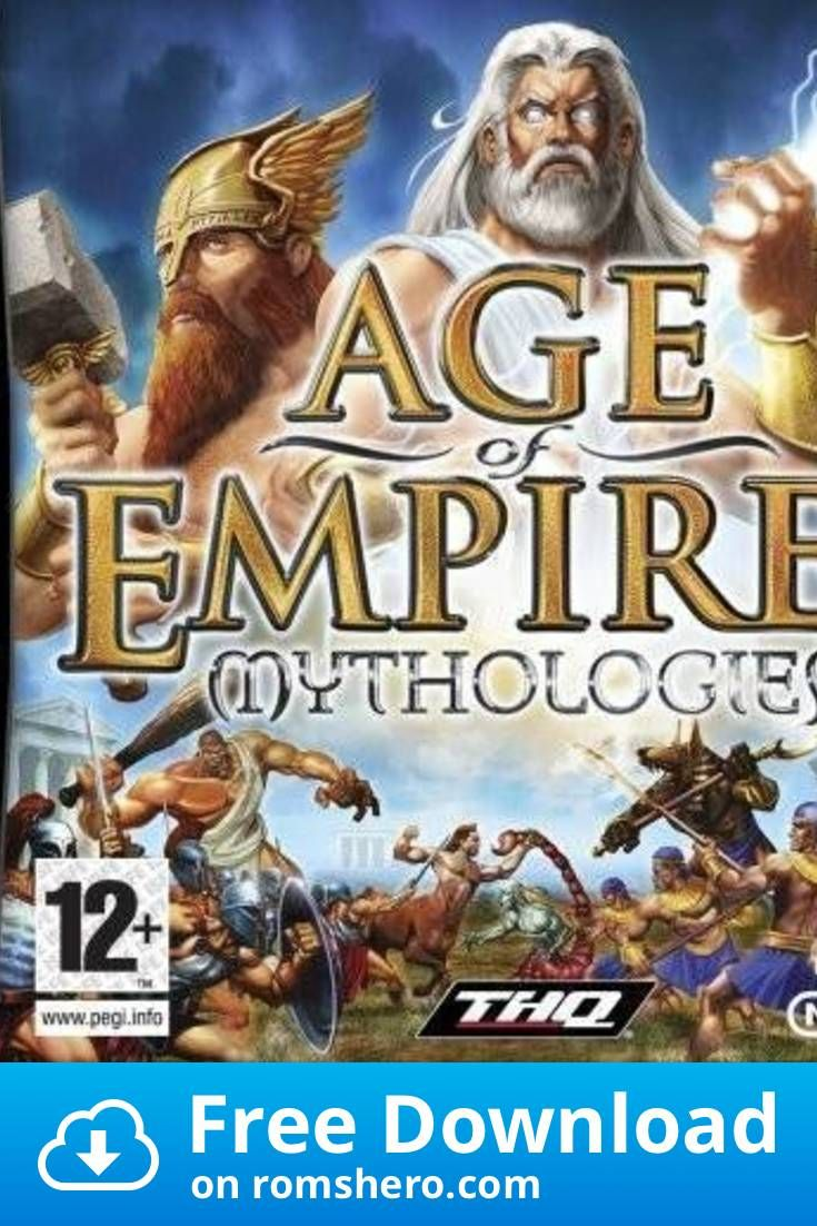 Download Age Of Empires Mythologies Nintendo Ds Nds Rom In