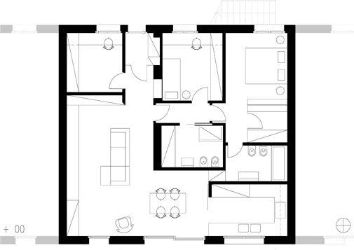 30 migliori immagini our works cw apartment su pinterest for Progettazione del layout del garage