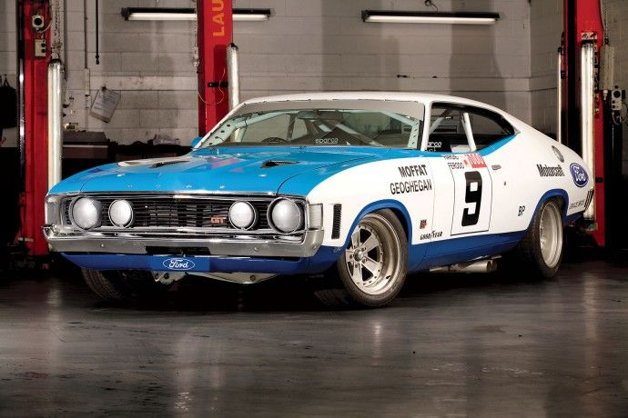 Ford Falcon GT - Thunder from Down Under