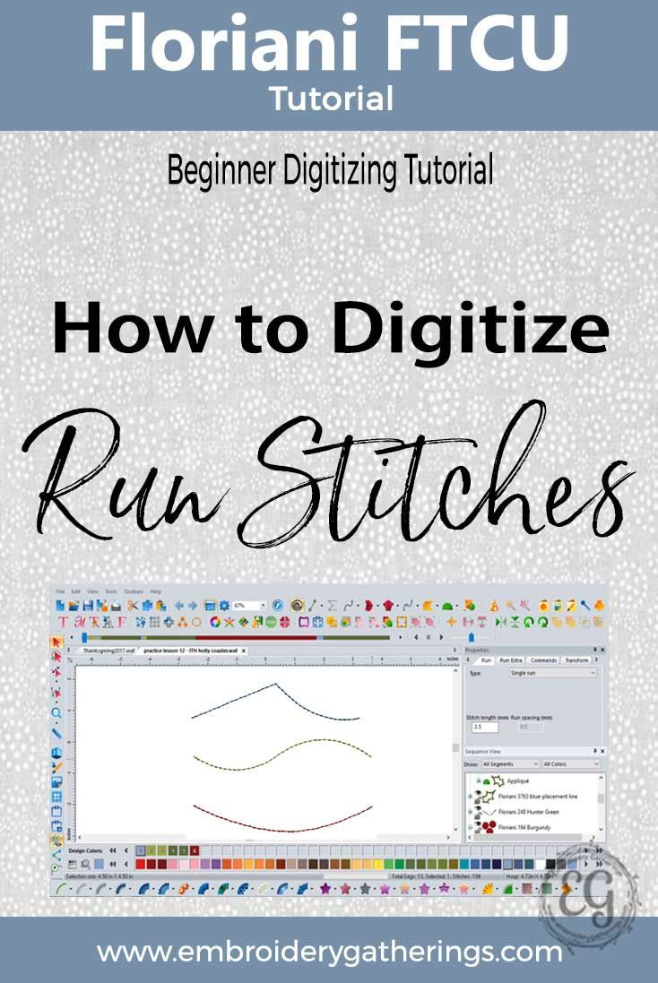 Digitize your own free embroidery designs how-to by smashfold on.