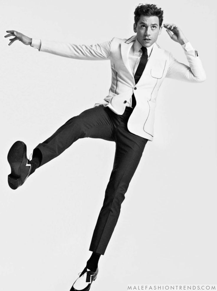 Mika para GQ Francia por VAN MOSSEVELDE+N