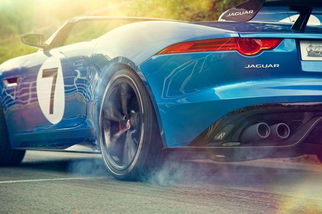 Project-7, Mobil Balap Super Rilisan Jaguar | MEN'S JOURNEY
