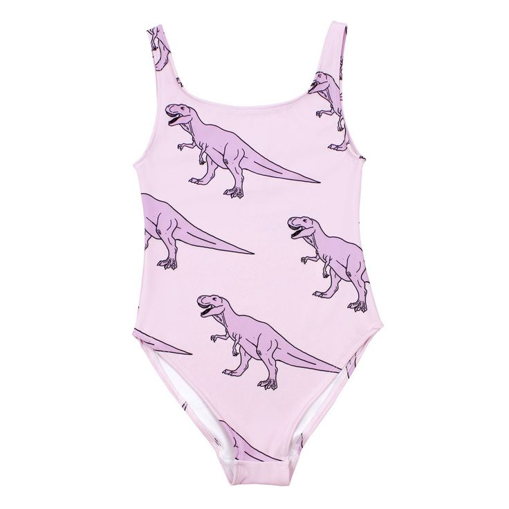 We'll take all of our swimwear with sassy dinos included. Thanks. Material: Spandex Runs true to size Model is wearing XS/S Returns and Exchanges Policy Shippin