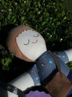 Crafting: Tooth fairy helper dollThese dolls are handmade f...