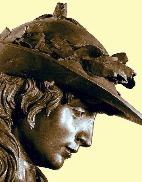 DONATELLO - Italian (1386 - 1466) David 1430s