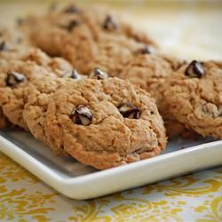 Urban Legend Chocolate Chip Cookies} The secret ingredient? You blend ...