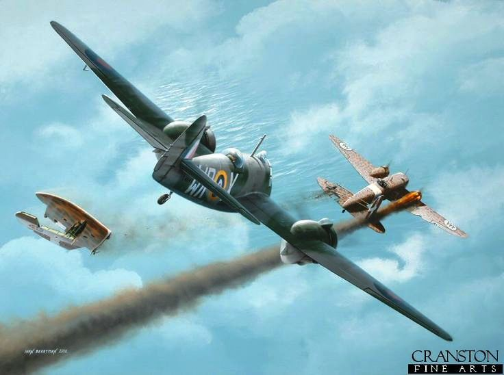 Bristol Beaufighter Ww2 Planes Allied Planes Raf Wwii