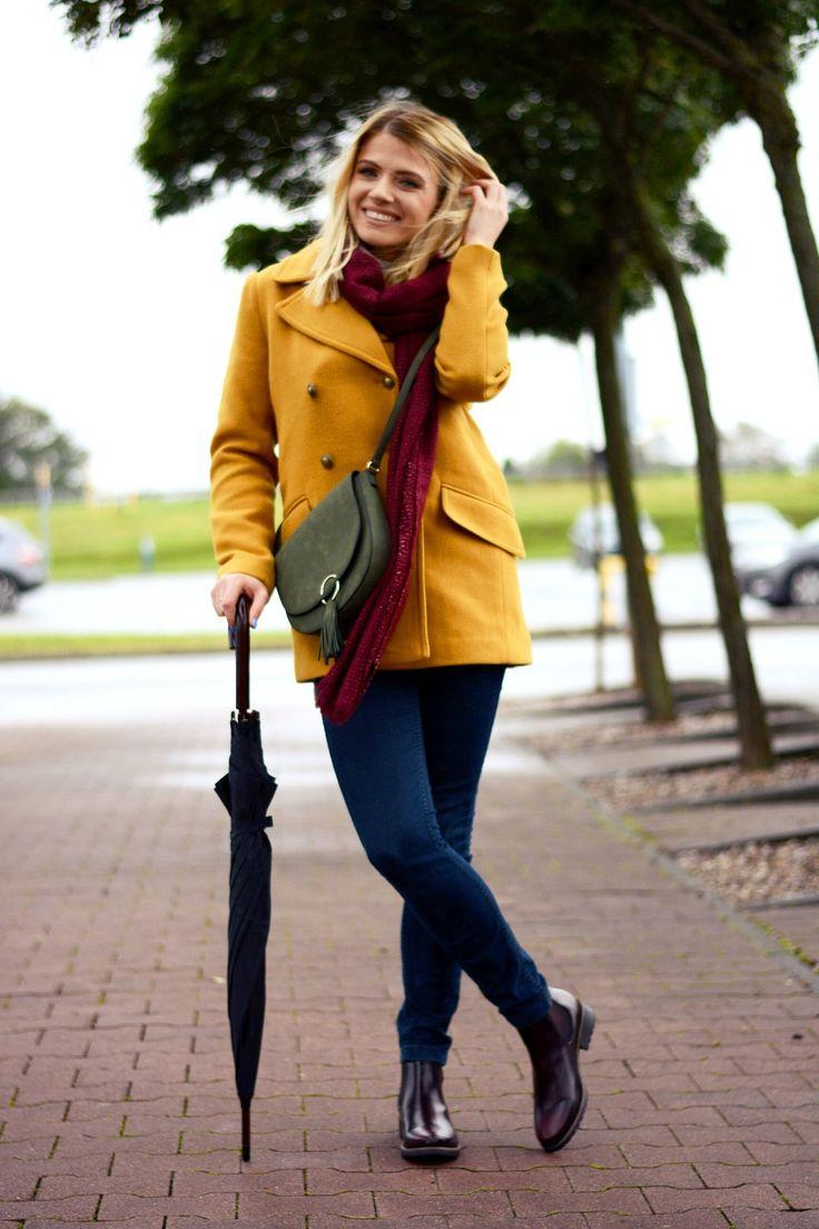 Jesienny niezbędnik: kalosze, parasol i płaszcz przeciwdeszczowy ⋆ Oshopping Blog