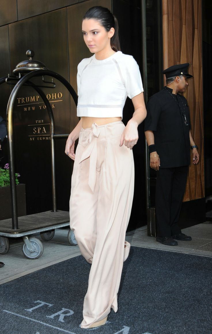 52 Great Kendall Jenner Street Style Outfits @styleestate