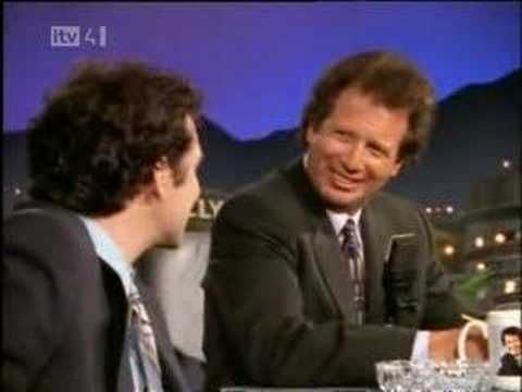 """This is like the longest walk in the world to the dog, ya know..."" - Norm on The Larry Sanders Show"