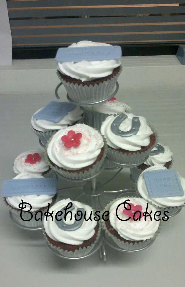 Good-bye & Farewell Cupcakes