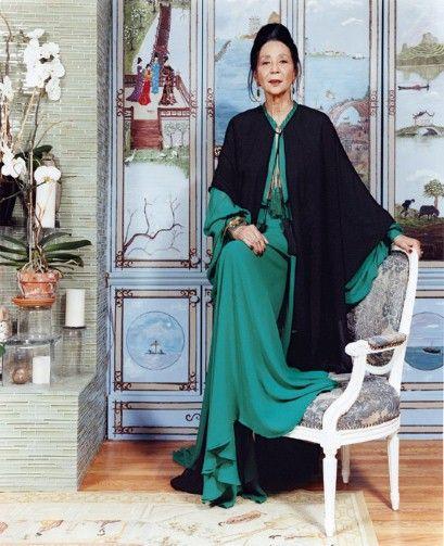China Machado: the 82-year-old fashion legend is still in hot demand