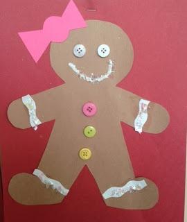 36 best images about gingerbread on pinterest preschool for Gingerbread crafts for kindergarten