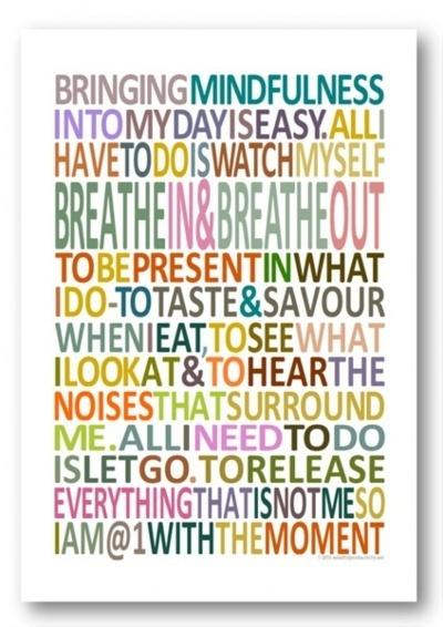 27 best Mindful Words images on Pinterest | Mindful ...