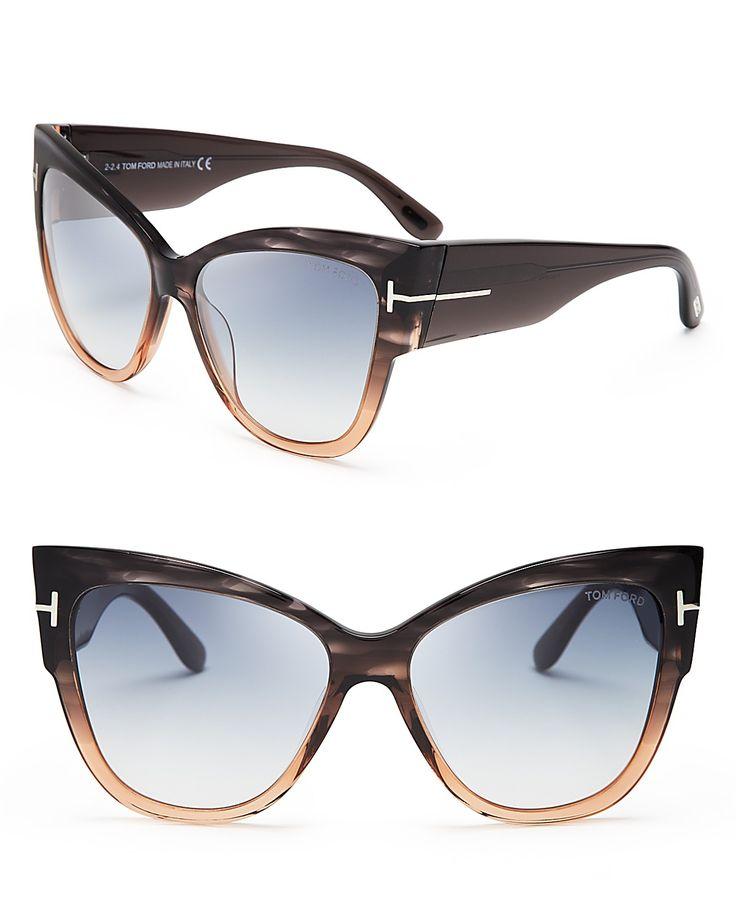 Tom Ford Anoushka Cat Eye Sunglasses | $425