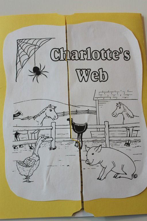 charlottes web paper essay This paper examines e b white's children's stories, stuart little and charlotte's web.
