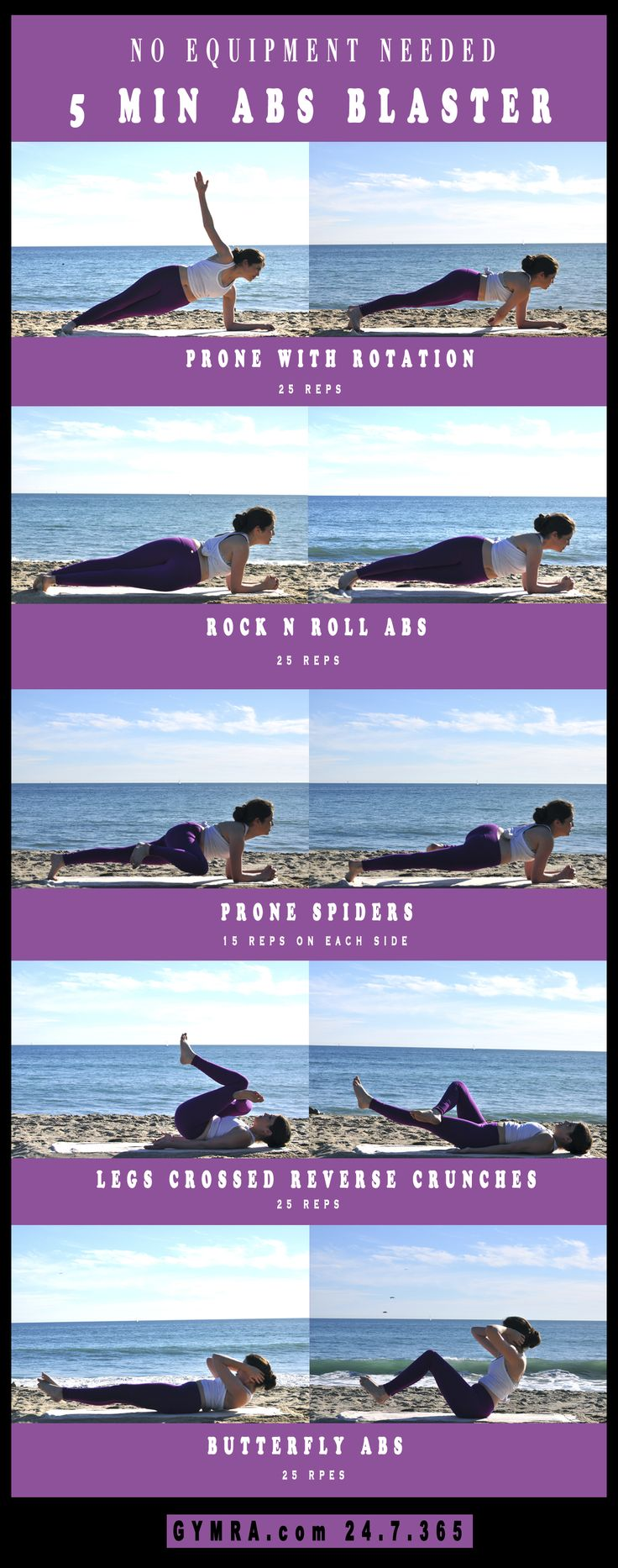 Tone up your #abs with this killer fitness routine from www.gymra.com! Get yourself in the best shape of your life with www.gymra.com. Start your free month now!!! Cancel anytime. #fitness #exercise #abs#motivational #workouts #shape#health