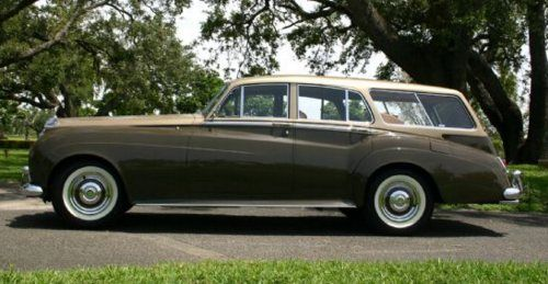rolls royce station wagon - Google Search