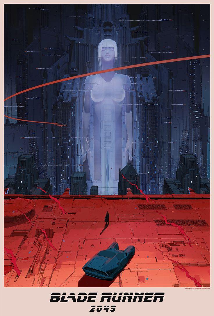 ArtStation - Blade Runner 2049, Maciej Kuciara