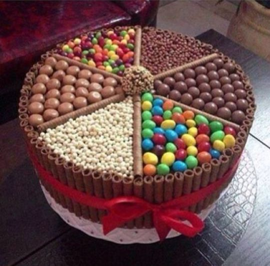 torta golosinas!