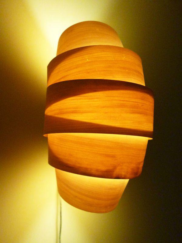 Wood Lamp Series By Matt Dennis Via Behance D 233 Co