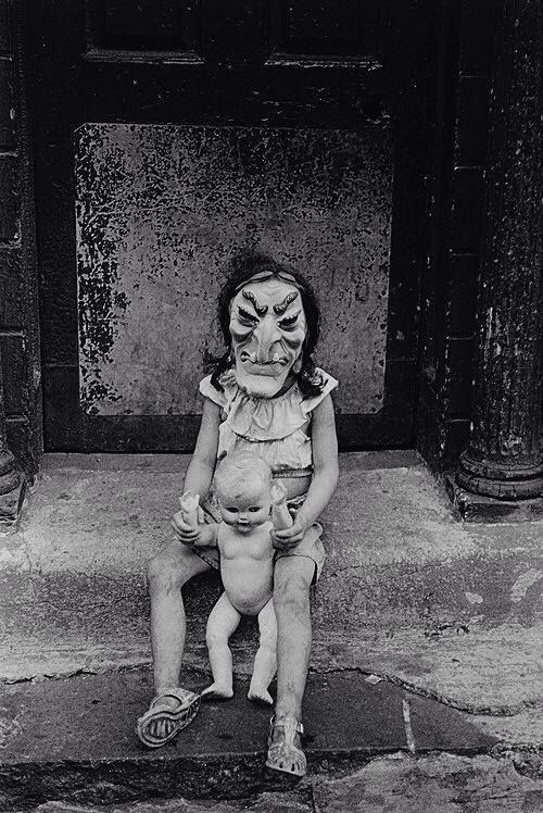 Unsettling Photos With Creepy Backstories That Will Keep You Up At.