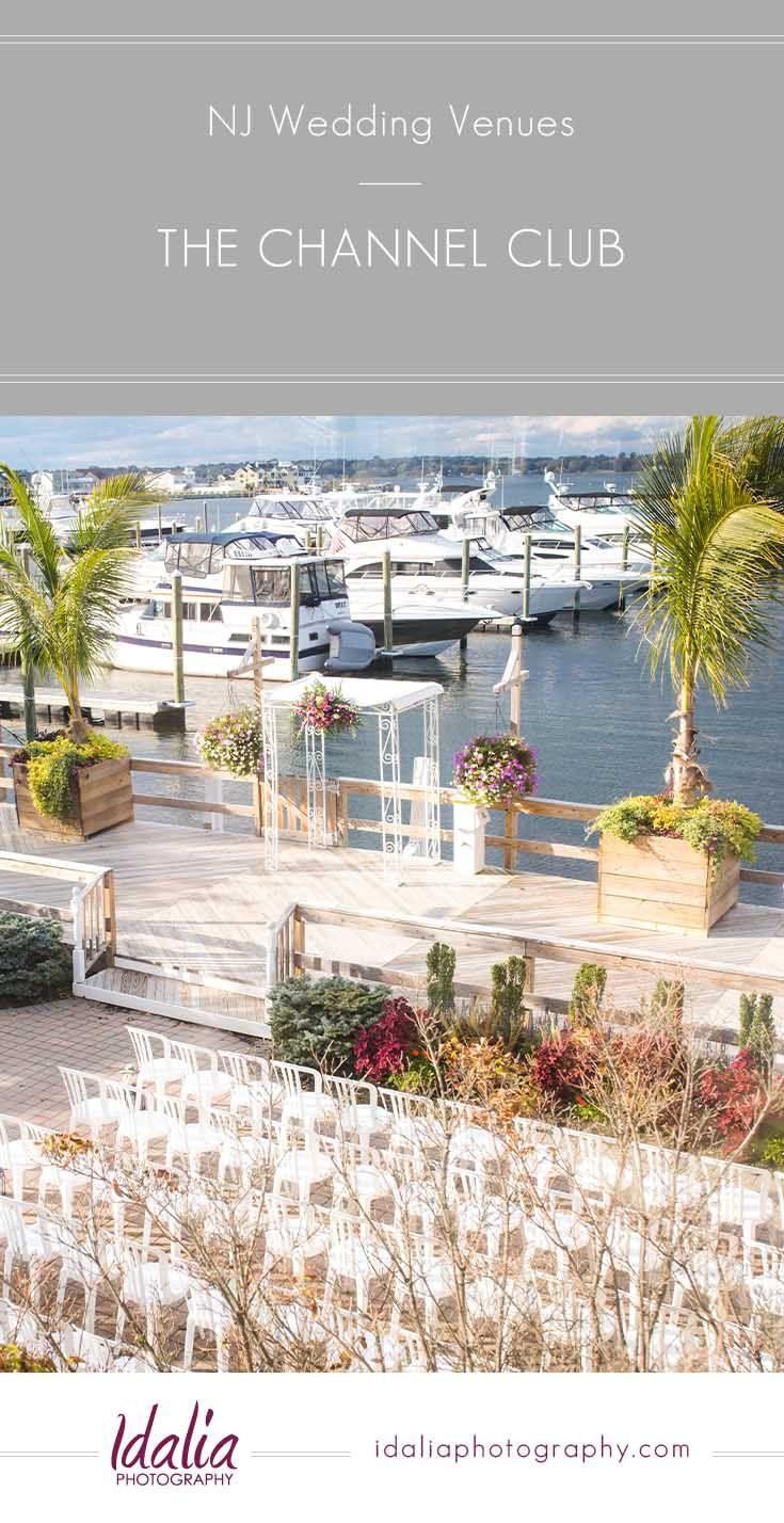 The Channel Club   NJ Wedding Venue located in Monmouth Beach, NJ