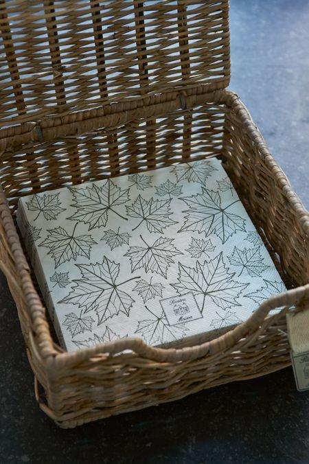 €3,95 Paper Napkin Maple Leaf #living #interior #rivieramaison