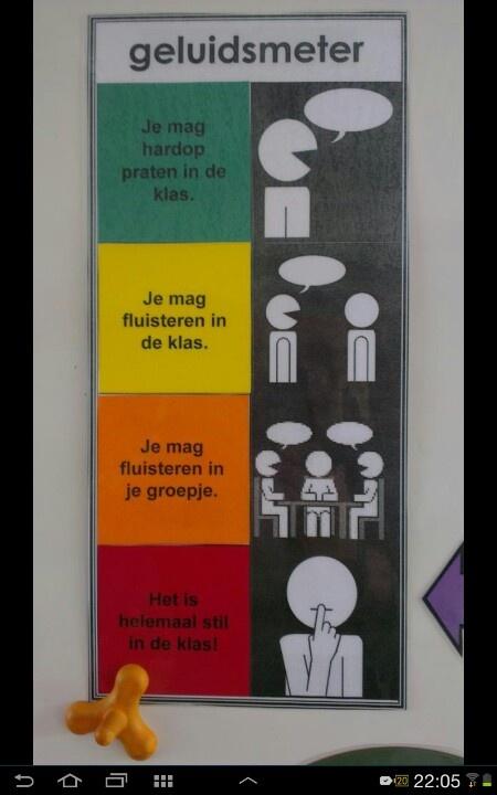 Geluidsmeter
