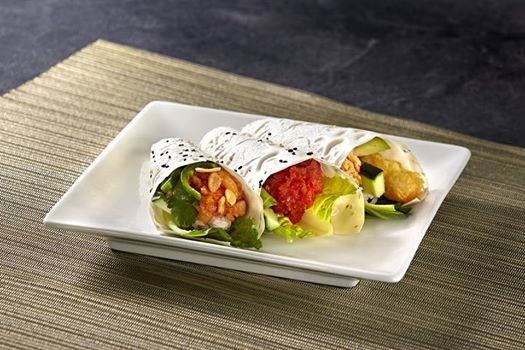 New Sushi and Hand Rolls Rock RA SushiMenu This Summer