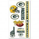 Green bay Packers Temporary Tattoos #GreenBay #Wisconsin #Packers #Memorabilia #Sports #Merchandise #Football #NFL | Order Today At http://www.sportsnutemporium.com/ For Only $1.95