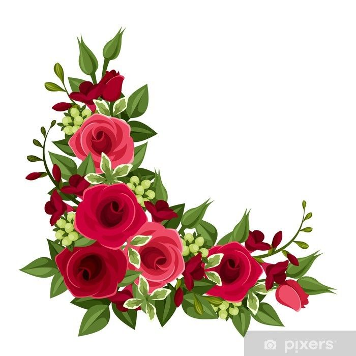 Pin De Wal Franco En Mandala Flores Vectorizadas Flores Vintage Png Pintura Flores Oleo