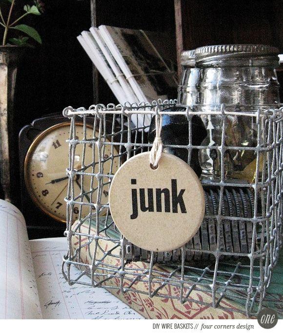 DIY to Try: Three DIY Baskets to Make