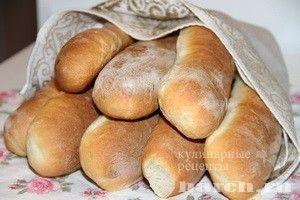 Булочки для хот догов, xleb batony bulochki muchnye blyuda