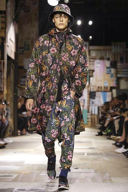 Y-3 Menswear Spring Summer 2015 Paris