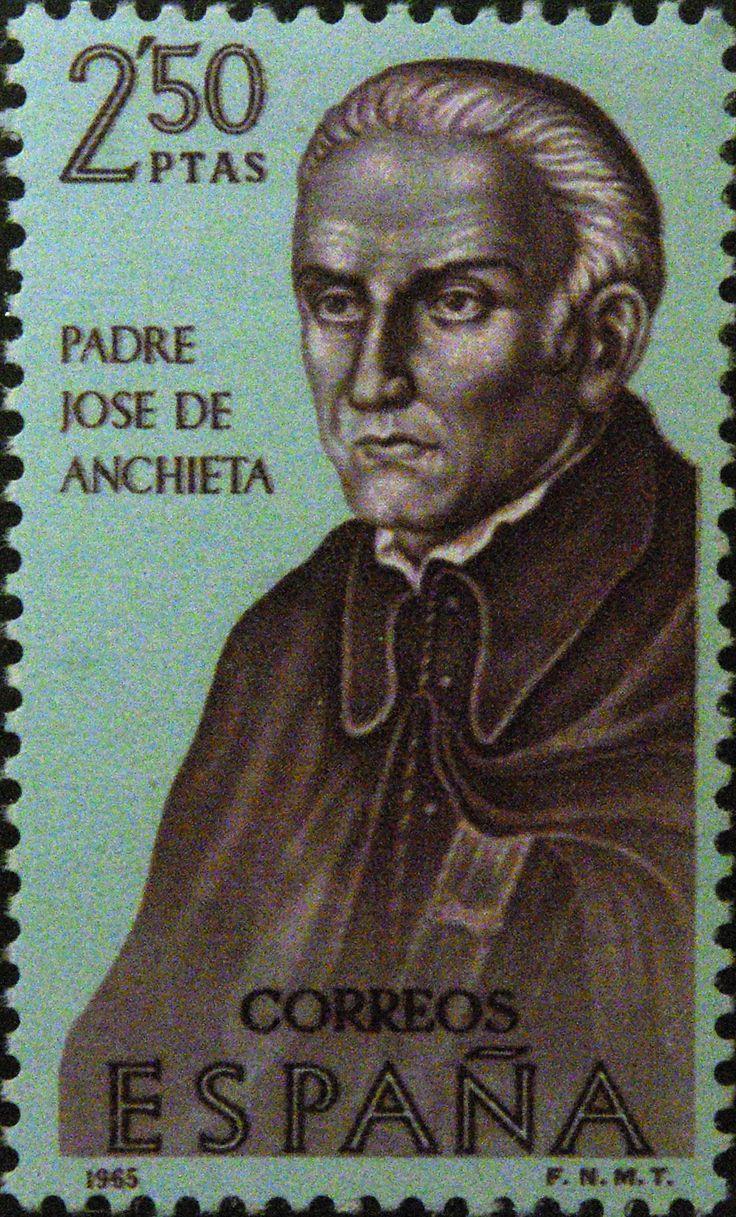 Sellos - Padre José de Anchiete