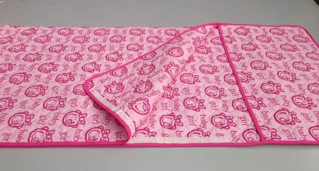 """#SaccoNanna """"Baby Girl"""" con tasca porta #cuscino. Ideale per l' #asilo"""