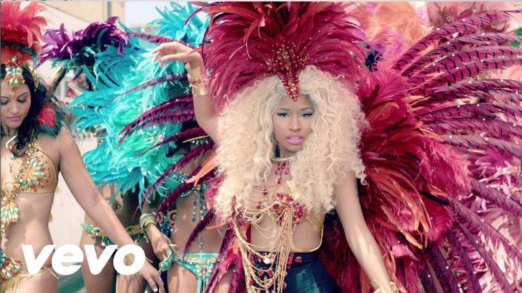 Nicki Minaj - Pound The Alarm (Explicit) 2012