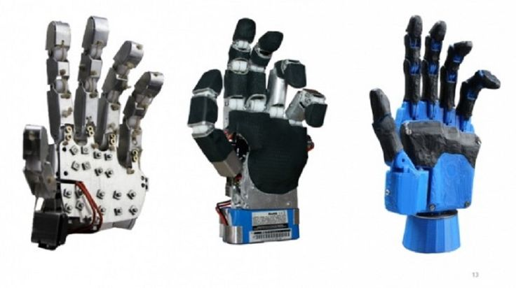 Invention Of The Week? British Engineer Develops Low-Cost Advanced Robotic Hand  ... see more at InventorSpot.com