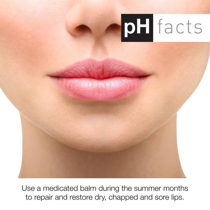 pH skin fact of the week!  #lips #advancedskincare #pHformula #SOSliprescue
