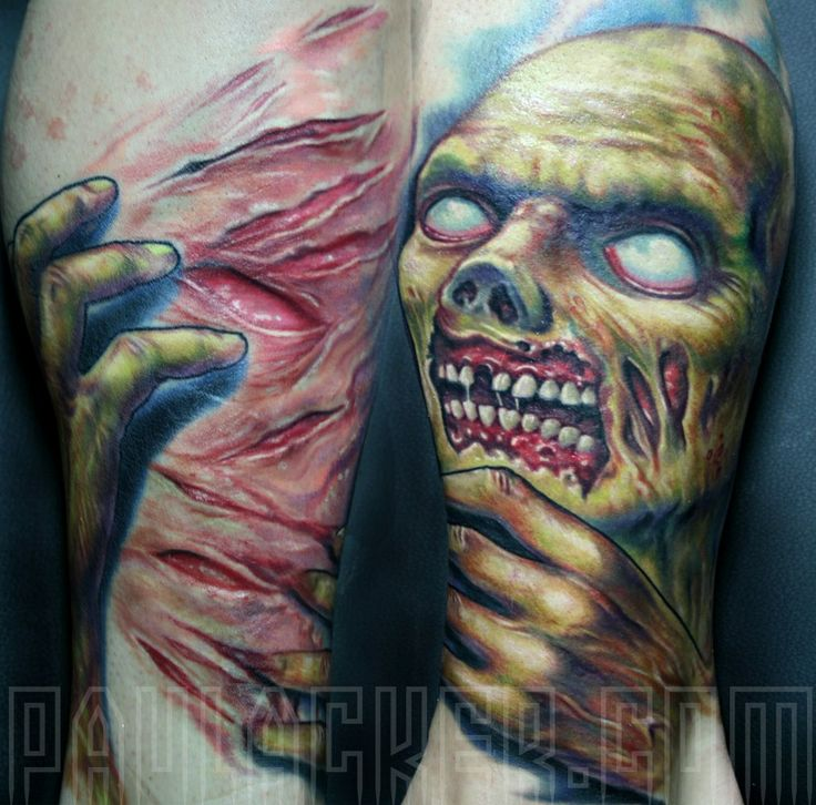 Tattoo by: Paul Acker ... Kick ass artist!!!
